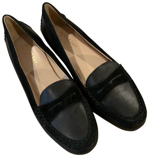Preload https://img-static.tradesy.com/item/26232923/nicole-miller-black-atelier-loafers-flats-size-us-7-regular-m-b-0-1-540-540.jpg