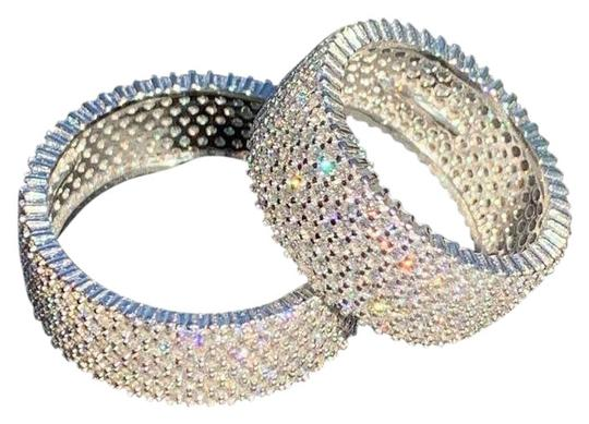 Preload https://img-static.tradesy.com/item/26232931/925-sterling-silver-iced-out-eternity-band-wedding-ring-0-1-540-540.jpg