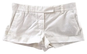 Theory Dress Shorts white