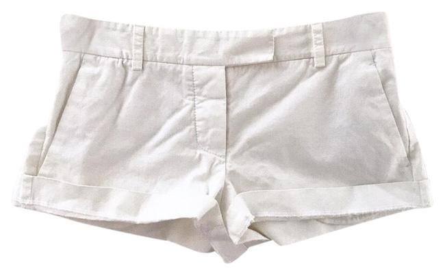 Preload https://img-static.tradesy.com/item/26233013/theory-white-cotton-shorts-size-0-xs-25-0-1-650-650.jpg