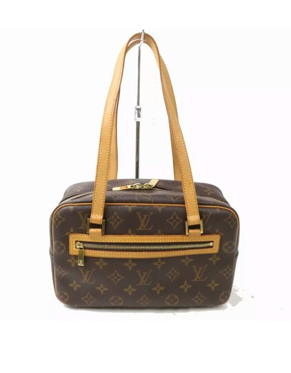 Preload https://img-static.tradesy.com/item/26233020/louis-vuitton-cite-gm-brown-leather-shoulder-bag-0-0-540-540.jpg