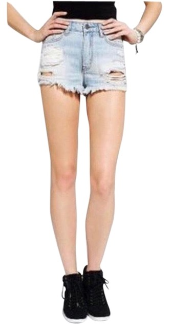 Preload https://img-static.tradesy.com/item/26233032/urban-outfitters-blue-bdg-dree-high-rise-cheeky-shorts-size-2-xs-26-0-2-650-650.jpg