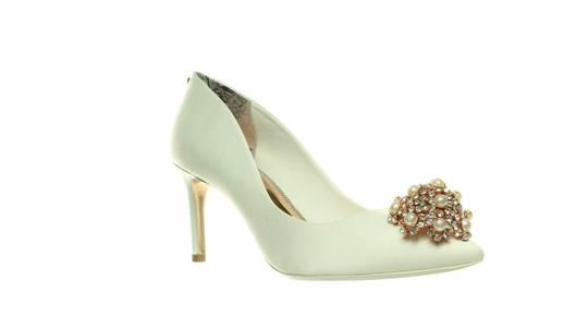 Ted Baker White Pumps Image 0