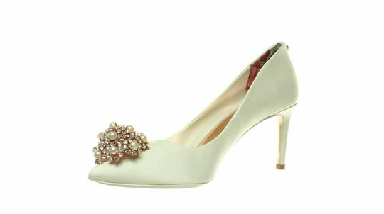 Ted Baker White Pumps Image 1