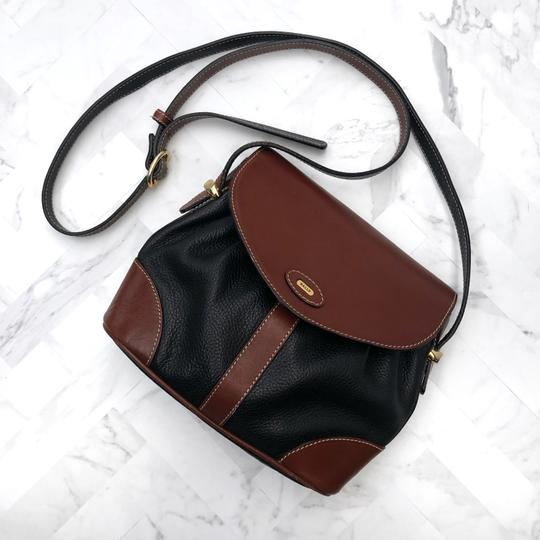 Bally Vintage Leather Cross Body Bag Image 1