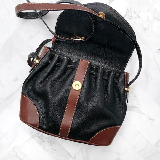 Bally Vintage Leather Cross Body Bag Image 2