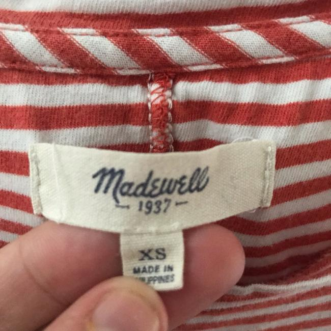 Madewell Top red Image 2