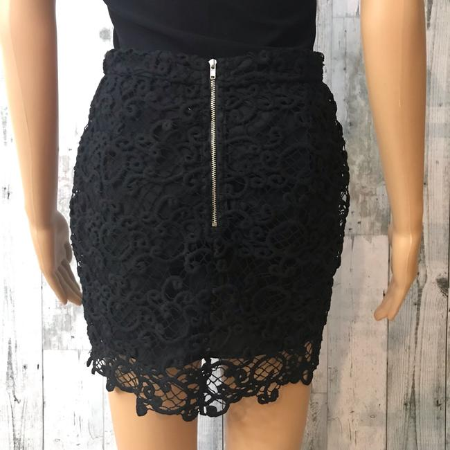 Endless Rose Mini Skirt Black Image 2
