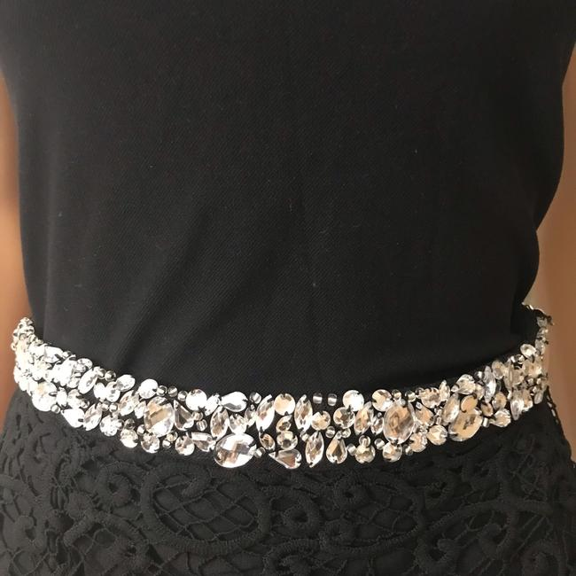 Endless Rose Mini Skirt Black Image 3