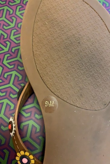 Tory Burch brown Sandals Image 5