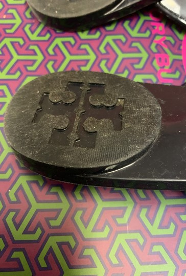Tory Burch Navy Sandals Image 4