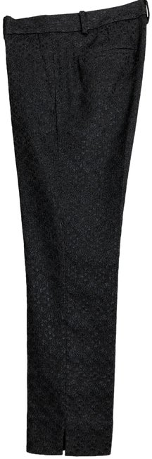 Ann Taylor Straight Pants Black Image 0