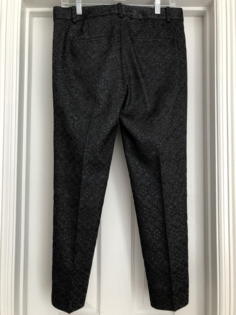 Ann Taylor Straight Pants Black Image 1