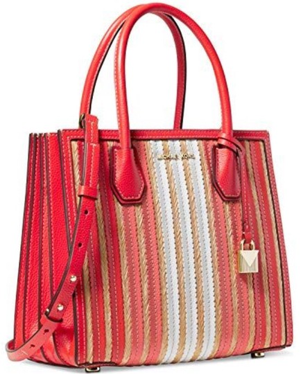 Michael Kors Tote in Ruby Red Image 3