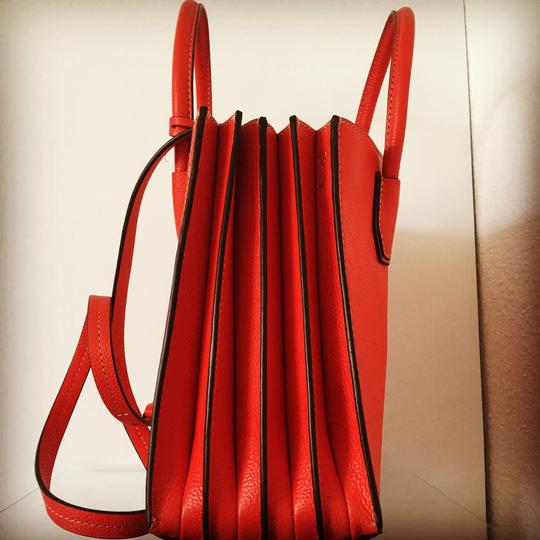 Michael Kors Tote in Ruby Red Image 6