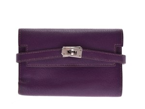Hermes Hermes Kelly Wallet Compact Palm