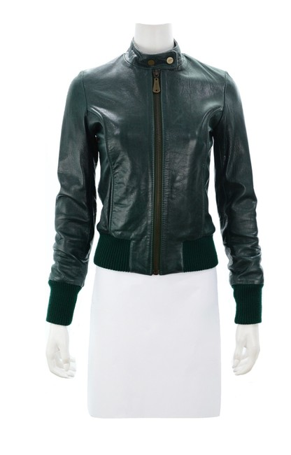 Item - Green Small Jacket Size 4 (S)