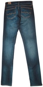 Red Engine Skinny Jeans