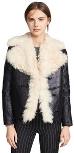 FRAME Fur Coat