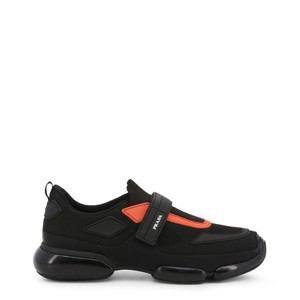 Prada Black/Orange Athletic