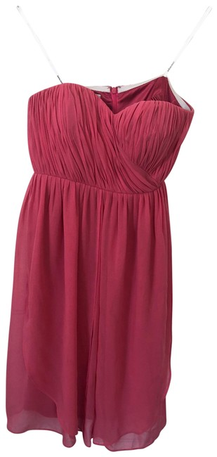 Preload https://img-static.tradesy.com/item/26241520/donna-morgan-coralsalmon-strapless-short-cocktail-dress-size-8-m-0-1-650-650.jpg