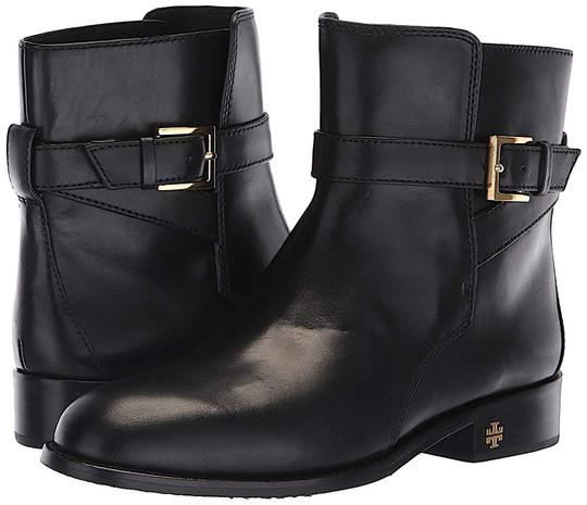 Tory Burch black with tag Boots Image 10