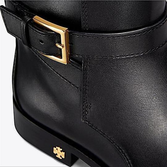Tory Burch black with tag Boots Image 8