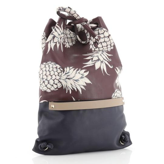 Valentino Leather Backpack Image 2