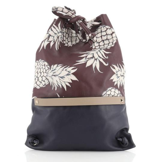 Valentino Leather Backpack Image 3