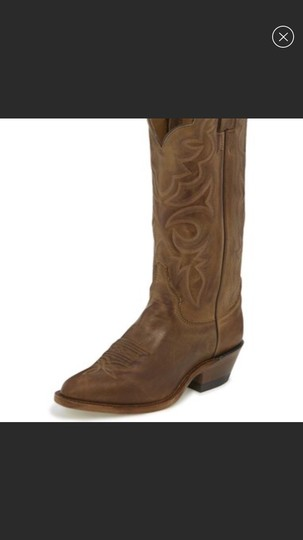 Justin Boots brown Boots Image 3