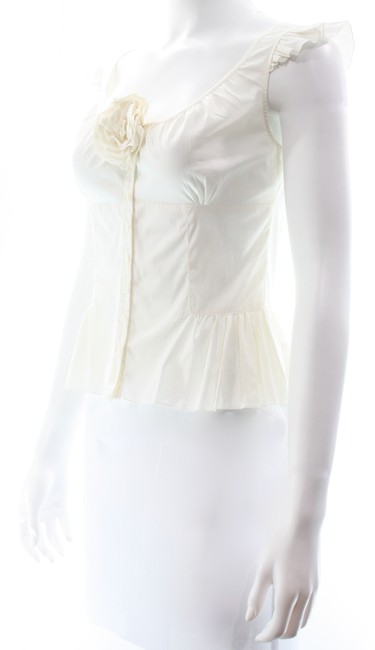 Moschino Top ivory Image 2