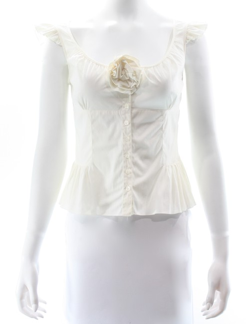 Moschino Top ivory Image 4