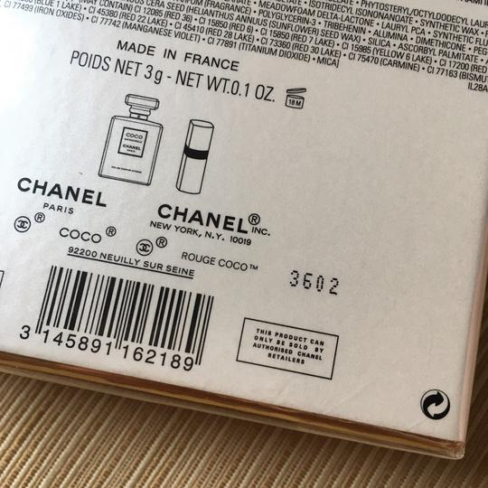Chanel Coco Mademoiselle The Party Essentials set: Lipstick & EDP 1.2oz/35ml Image 7