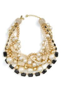 Kate Spade Kate Spade Pearl Street Statement Necklace NWT