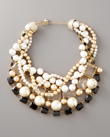 Kate Spade Kate Spade Pearl Street Statement Necklace NWT Image 2