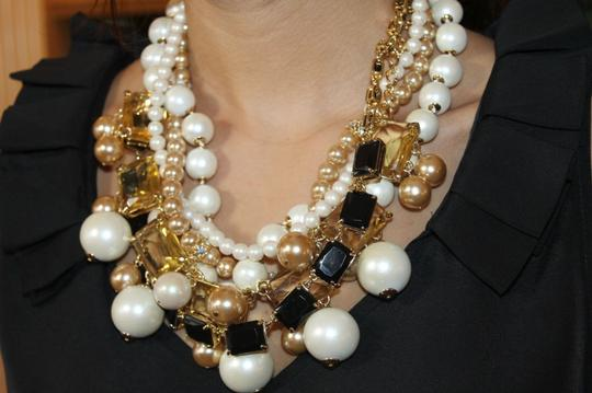 Kate Spade Kate Spade Pearl Street Statement Necklace NWT Image 3
