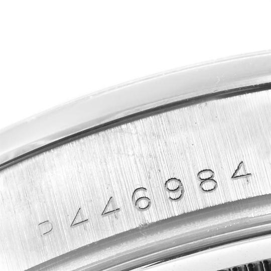 Rolex Rolex President Day-Date White Gold Diamond Dial Mens Watch 118209 Image 6