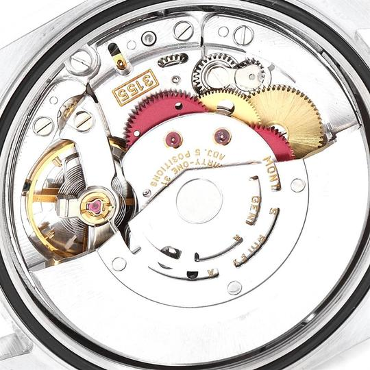 Rolex Rolex President Day-Date White Gold Diamond Dial Mens Watch 118209 Image 7