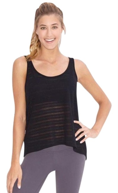 Preload https://img-static.tradesy.com/item/26241870/beyond-yoga-black-beachside-open-tank-nwt-activewear-top-size-8-m-0-1-650-650.jpg