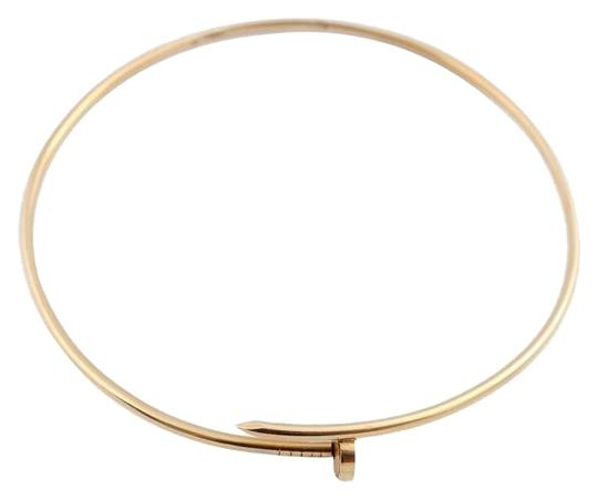 Preload https://img-static.tradesy.com/item/26241942/cartier-yellow-gold-juste-un-clou-18kyg-sz295-necklace-0-1-540-540.jpg