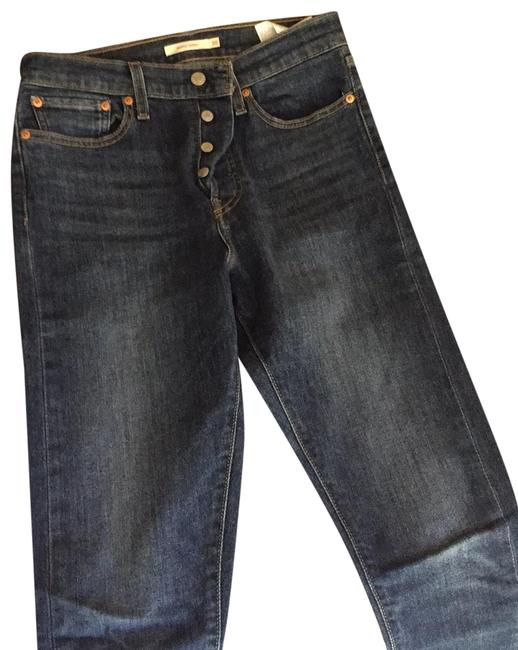 Levi's Skinny Jeans-Medium Wash Image 0