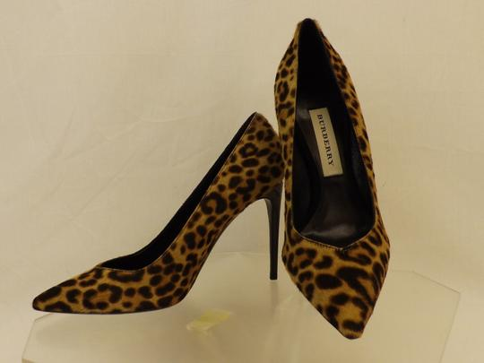 Burberry Brown Pumps Image 6