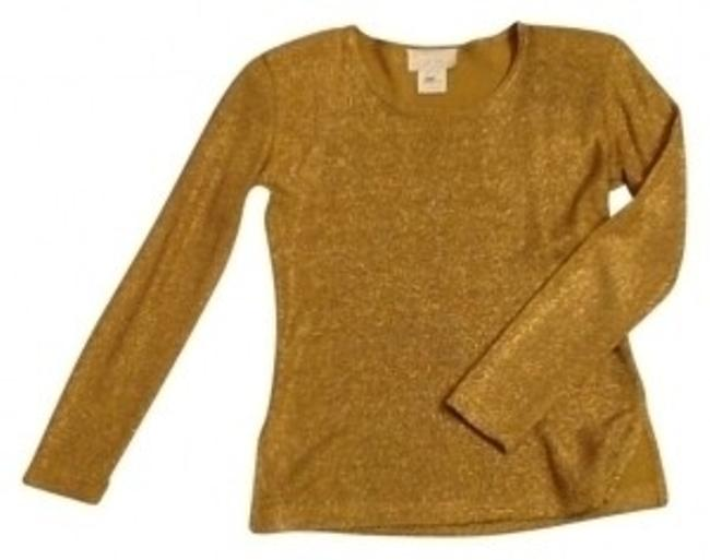 Preload https://item3.tradesy.com/images/cache-rich-golden-gold-blouse-size-10-m-26242-0-0.jpg?width=400&height=650