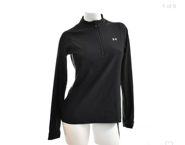Preload https://img-static.tradesy.com/item/26242008/under-armour-black-women-s-cold-gear-compression-quarter-zip-activewear-outerwear-size-12-l-0-0-650-650.jpg