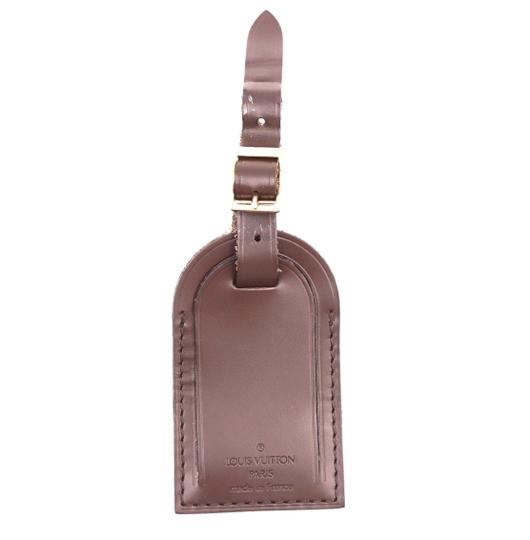 Preload https://img-static.tradesy.com/item/26242037/louis-vuitton-33280-brown-keepall-speedy-alma-smooth-calf-leather-luggage-tag-0-0-540-540.jpg
