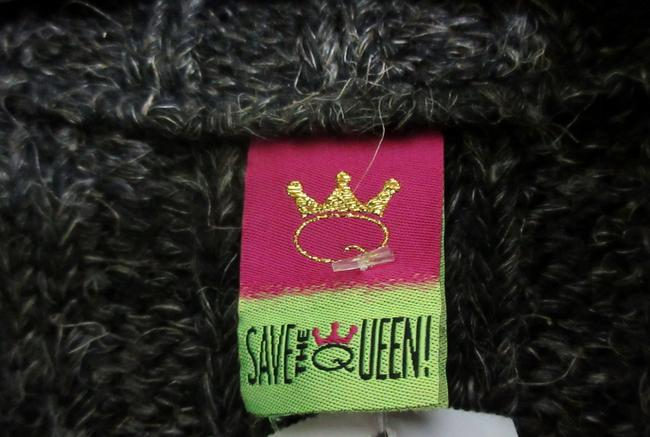 Save The Queen Trench Coat Image 9