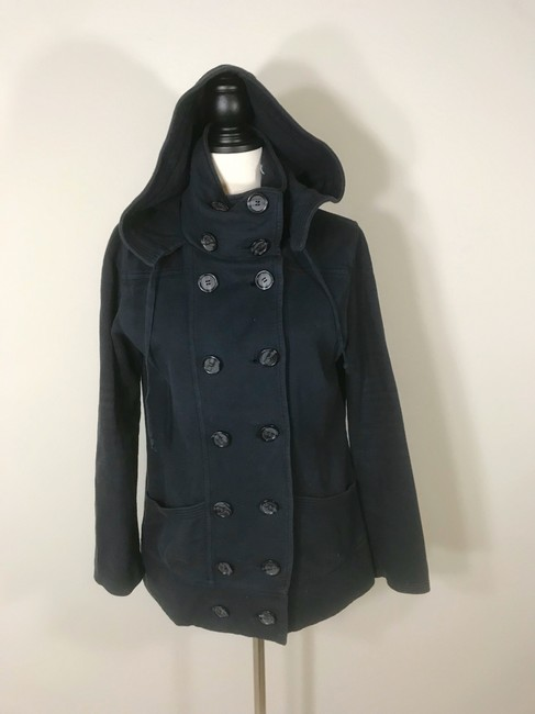 Lucky Brand Hooded Pea Coat Image 2