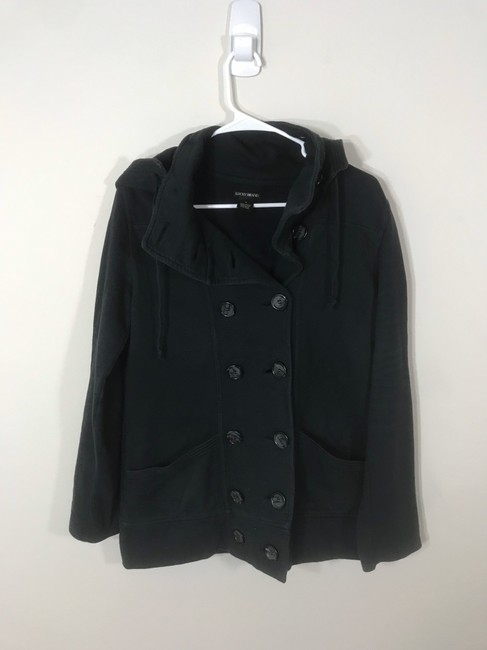 Lucky Brand Hooded Pea Coat Image 6
