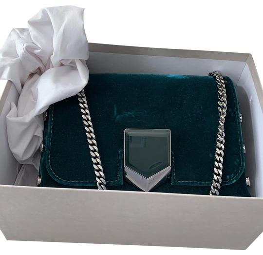 Preload https://img-static.tradesy.com/item/26242153/jimmy-choo-lockett-petite-vel-034383-green-velvet-shoulder-bag-0-1-540-540.jpg