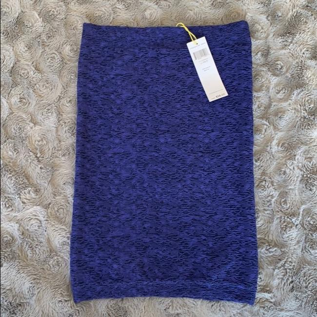 BCBGeneration Skirt Periblue (Purple) Image 1